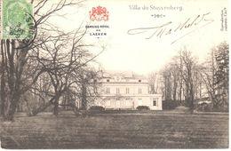 Bruxelles - CPA - Villa Du Stuyvenberg - Bosques, Parques, Jardines