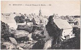 29. HUELGOAT. Chute De L'Etang Et Le Moulin. 74 - Huelgoat