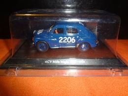 Voiture - Renault 4 CV Mille Miglia 1063 - 1954  Eligor 1/43 - Eligor