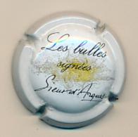 Capsule, Muselet : Crémant, LES BULLES SIGNEES SIEUR D'ARQUES, Limoux  (Aude) - Capsules & Plaques De Muselet