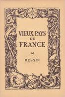Laboratoires Mariner Vieux Pays De France N°61 Bessin Carte - Cartes Géographiques