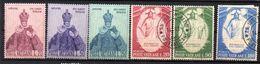 Lot De 6 Timbres N° 482 à 487  -neuf** Et Oblitérés  -divers    - Vatican - Oblitérés