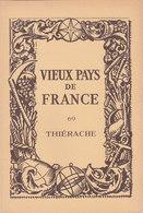 Laboratoires Mariner Vieux Pays De France N°69 Thiérache Carte - Cartes Géographiques