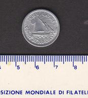 Monnaie Necessité Toulouse (31) Haute Garonne .. 5c Union Latine 1922-33 Avec Triangle Au Revers - Monetary / Of Necessity