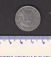 Monnaie Necessité Saint Gaudens (31) Haute Garonne .. 5 C Syndicat Du Commerce 1920 - Monetary / Of Necessity