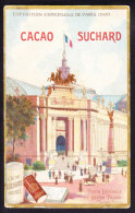 CHROMO   Chocolat SUCHARD   Exposition Universelle De Paris 1900  Palais  Palace World Expo    Serie 86 - Suchard