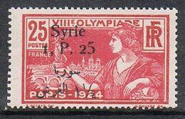 SYRIE N°150 N* - Syrie (1919-1945)