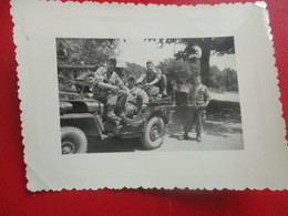 CHARS JEEP GUERRE VEHICULE ARMEE - Vehicles
