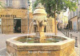 CPM - BOUCHES DU RHONE - AIX EN PROVENCE - FONTAINE - Aix En Provence