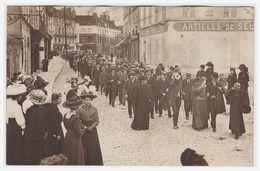 AVALLON 89 RUE DE LYON JEUNESSE CATHOLIQUE CARTE PHOTO - Avallon