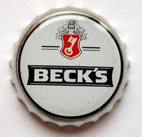Kronkorken, Bottle Cap, Capsule, Chapas - GERMANY - BIER BECK'S - Capsule