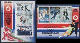 Korea North 1979 Mi 1941 /6 - Cancelled To Order - Winners Of Olympic Games Innsbruck 1976 - Winter 1976: Innsbruck