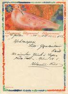 1767 -  Pro Juventute Telegramm TO 3 Von 1928 - Pro Juventute
