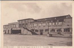 D44 - Nantes - Salle Du 31eme Congrés De La C. G. T.  Novembre 1938   : Achat Immédiat - Syndicats