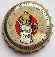 Kronkorken, Bottle Cap, Capsule, Chapas - GERMANY - BIER  BERLINER KINDL - Capsule