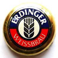 Kronkorken, Bottle Cap, Capsule, Chapas - GERMANY - BIER  ERDINGER - Capsule