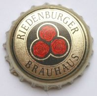 Kronkorken, Bottle Cap, Capsule, Chapas - GERMANY - BIER  RIEDENBURGER - Capsule