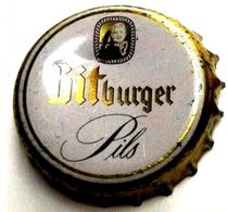 Kronkorken, Bottle Cap, Capsule, Chapas - GERMANY - BIER  BITBURGER - Capsule