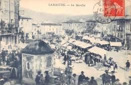 07 - ARDECHE / 07771 - Lamastre - Le Marché - Beau Cliché - France