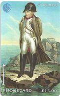 St. Helena - Napoleon In 1819, 117CSHA - 1.200ex, Used - St. Helena Island