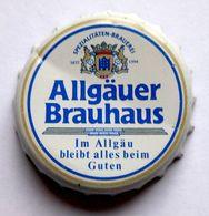 Kronkorken, Bottle Cap, Capsule, Chapas - GERMANY - BIER  ALLGAUER - Capsule