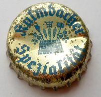 Kronkorken, Bottle Cap, Capsule, Chapas - GERMANY - BIER  SATINBACKER - Capsule
