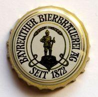 Kronkorken, Bottle Cap, Capsule, Chapas - GERMANY - BIER  BAYREUTHER - Capsule