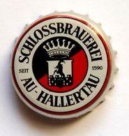 Kronkorken, Bottle Cap, Capsule, Chapas - GERMANY - BIER  SCHLOSSBRAUEREI - Capsule
