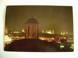 Istanbul    MOSCHEA   MOSQUE  MOSQUEE  MOSCHEE  Turkiye   TURCHIA   VIAGGIATA  COME DA FOTO - Turchia