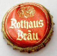 Kronkorken, Bottle Cap, Capsule, Chapas - GERMANY - BIER  ROTHAUS - Capsule