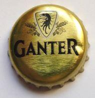 Kronkorken, Bottle Cap, Capsule, Chapas - GERMANY - BIER  GANTER - Capsule