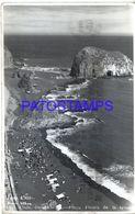 87288 CHILE CONSITUCION BEACH PLAYA PIEDRA DE LA IGLESIA POSTAL POSTCARD - Chile