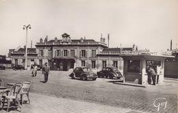 SANNOIS : La Gare Et La Place - Sannois
