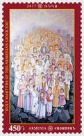 ARMENIA 2017 Holy Icon - Martyrs Of The Armenian Genocide - Armenia