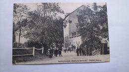 Carte Postale ( T9) Ancienne De Decize , Moulins De Chevannes - Decize