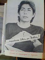PRIGIONIERA POLITICA SILVIA BARALDINI  PRO RIMPATRIO X STRASBURGO CONVENZIONE  N1980  GO21800 - Prigione E Prigionieri