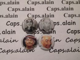 4 BELLES CAPSULES CHAMPAGNE GENERIQUE LOUIS DE FUNES 2018 NEWS - Autres