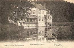 Wyneghem / Wijnegem : Château Byckhoven 1920 - Wijnegem