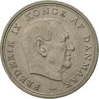 Danemark, Frederik IX, Krone, 1966, Copenhagen, TTB, Copper-nickel, KM:851.1 - Dänemark