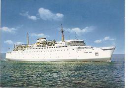 MS Peter Pan - Travemünde - Trelleborg Linie **AK-01-889** - Paquebots