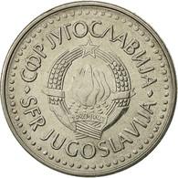 Yougoslavie, 50 Dinara, 1987, TTB, Copper-Nickel-Zinc, KM:113 - Joegoslavië