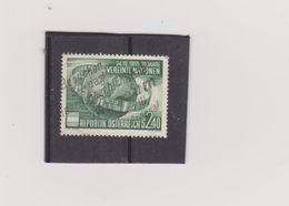 AUTRICHE  1955  Y.T. N° 855  Oblitéré - 1945-60 Used