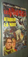 TANGUY Et LAVERDURE 15 : Les Vampires Attaquent La Nuit - EO Dargaud 1971 - Très Bon état - Tanguy Et Laverdure