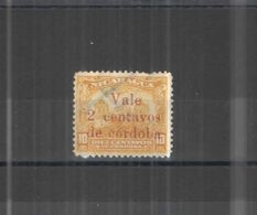 Nicaragua PO 1923  Tipo 1914/22 Nat.Palace Vale 2 Cent.   Scott.419+Nuovi+ See Scans - Nicaragua