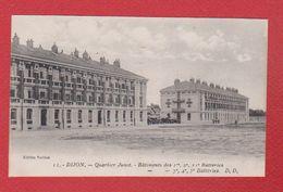 Dijon  - Quartier Junot - Dijon