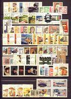 DDR Jahrgang 1980 Komplett Postfrisch (17016) - [6] Democratic Republic