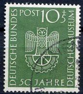 Bund MiNr 163 Gestempelt (17026) - [7] Federal Republic
