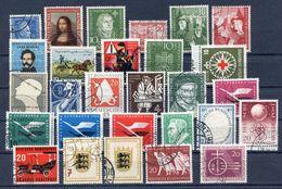 Bund Lot Gestempelte Marken (17030) - [7] Federal Republic