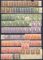 SBZ Dublettenlot Westsachsen Postfrisch (17041) - Sowjetische Zone (SBZ)