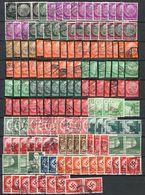 DR Dublettenlot Meist Gestempelte Marken (s Beschreibung) (17044) - Postzegels